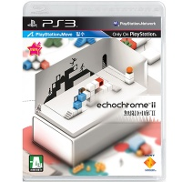 PS3 에코크롬2 / 무한회랑2 (액션게임/새제품)