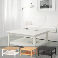 이케아 HEMNES 커피테이블(90x90 cm)
