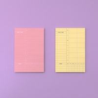 PLAN MEMO PAD_WEEKLY
