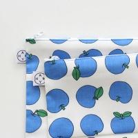 블루 애플 파우치