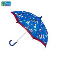 프린티드 우산 - 요트