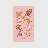 [어프어프] 보조배터리 Bakery-pink