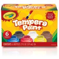 [크레욜라] 템페라 물감 6색 GY541997
