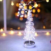 LED 메탈릭 별트리 전구 (백색)