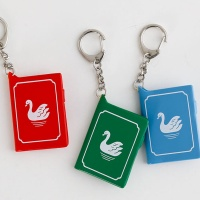 [하이타이드] MINIATURE BOOK KEY CHAIN