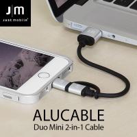 MFI인증 라이트닝&스마트5핀 변환 USB 케이블