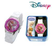 [Disney] 디즈니 겨울왕국 아동 젤리 손목시계 (FZN3550)