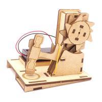 DIY Miniature 모터마타 리듬망치 배터리미포함