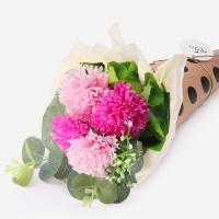 [인디고샵] 고마워요 핑크 카네이션 비누꽃다발 (1set)