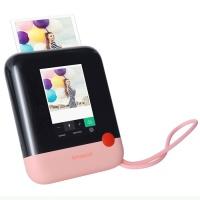 폴라로이드 팝(POP) 즉석카메라(스마트폰 모바일 프린터) Pink