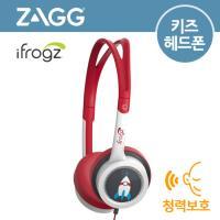 [ZAGG] Little Rockerz OE[레드/블랙_트럭][유아용헤드폰/청력보호]
