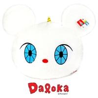 Daloka 달로카 얼굴 쿠션-스노우(40cm)