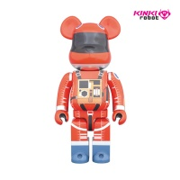 1000% BEARBRICK SPACE SUIT ORANGE VER (1709020)