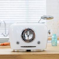 비체베르사 틱스 샌드위치 토스터 | 화이트