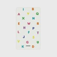 [어프어프] 보조배터리 Alphabet-Ivory