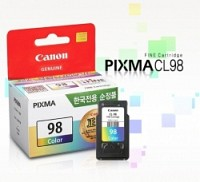 캐논(CANON) 잉크 CL-98 / 3Colors / E500,E600