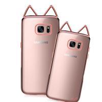고양이 메탈 젤리 케이스(갤럭시S10 5G)