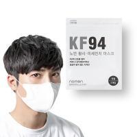 황사 초미세먼지 차단 4단필터 KF94 마스크 3매