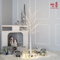 앳홈 보니타화이트 자작나무160cm