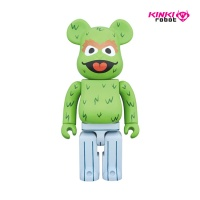 오스카 베어브릭400%BEARBRICK OSCAR THE GROUCH(1709015)