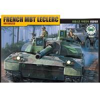 (아카데미과학-ACTA081) 1/48 프랑스군 주력전차 르끌레르 [모터] (13001) 탱크 프라모델