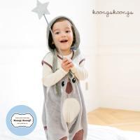 [극세사]ZOO_코알라 극세사수면조끼 유아수면조끼 아동수면조끼