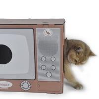 [봉봉펫닷컴] 고양이 티비 박스
