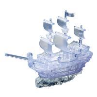 101피스 크리스탈퍼즐 - 투명 해적선