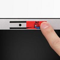 마블 어벤져스 카와이 노트북 해킹방지 웹캠 커버