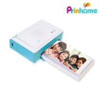 프린홈 정확한 색재현력 WiFi 포토프린터/4X6사이즈