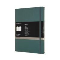 몰스킨 프로 노트/포레스트그린 하드 XL