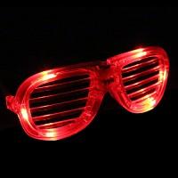 LED셔터쉐이드안경-레드