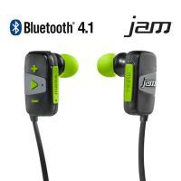 [HMDX&JAM]잼 스포츠 블루투스 방수이어폰 [그린]
