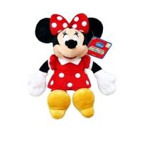 [C&H]디즈니 스텐다드 미니마우스 인형 35cm-레드