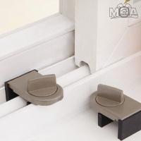 슬라이딩락 창문 방충망 아빠손 안전 창문 잠금장치