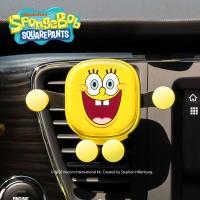 스폰지밥 그래비티 차량용 스마트폰거치대 SBC-G02