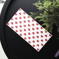 러블리 패턴 봉투