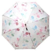 돔형 장우산(양산겸용) - 낭만고양이
