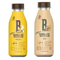 [CJ제일제당] 한끼식사 밸런스밀 바나나x3개+귀리x3개