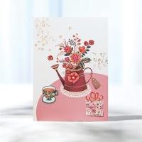 꽃처럼 축하카드 FT1514-1