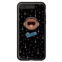 라인프렌즈 iPhone7 BROWN Meteor LIGHT CASE
