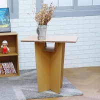 PAPER POP  친환경 모던 사각 테이블