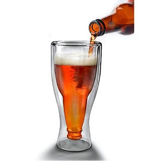 거꾸로 차오르는 맥주컵