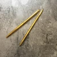 [무료배송]빈티지 골드 볼펜 0.5mm