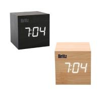브리츠 탁상용 LED 전자 알람시계 BZ-EW01