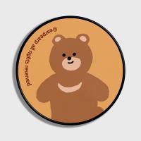 Board bear-mustard(스마트톡)