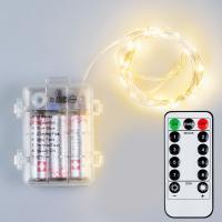 어반 LED 와이어전구 방수형 실버선