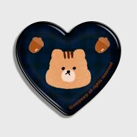 Check squirrel acorns-navy(hearttoktok)