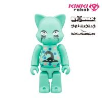 [KINKI ROBOT] 냐브릭 100% NY@RBRICK WITHOUT LOVE CYBER NEW WITH OKITU SHIRANAMI (1609008)