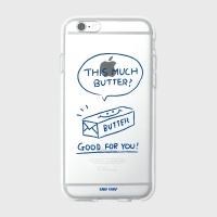 [어프어프] 젤리케이스 Good for you butter-blue